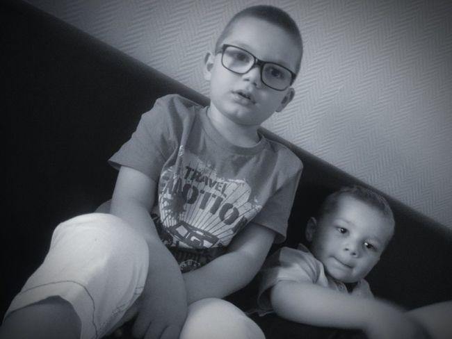 Little boy X2 First Eyeem Photo