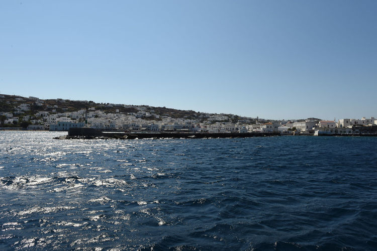 Aegean Aegean Islands Aegean Sea Blauer Himmel Blaues Meer Blaues Wasser Blue Sea Blue Sky Greece GREECE ♥♥ Hellas Kykladen Kyklades Meer Mykonos Mykonos,Greece Sky Wasser Water ägaisches Meer ägäis ägäische Inseln