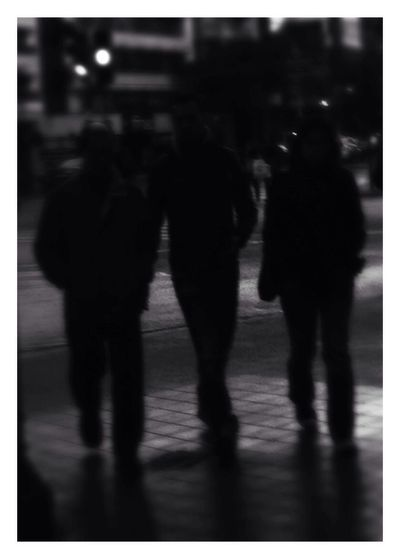 Silhouette Blackandwhite Shootermag Nocturnalculture