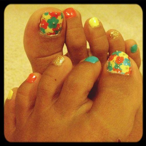 nail**foot:)