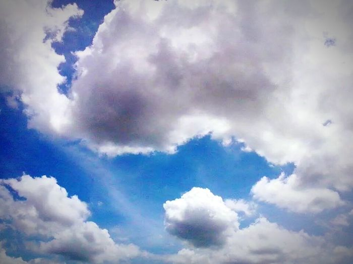 Sky And Clouds Sky Jeansamian