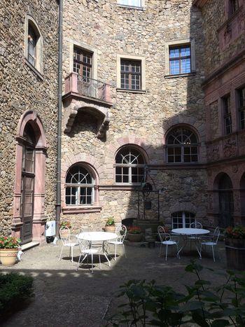 Schloss Fürstenstein Schloss Polen Polonia  Polska Schlesien Architecture Chair Table History