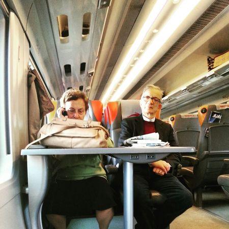 Travelling Italo Train Life Streetphotography Italy