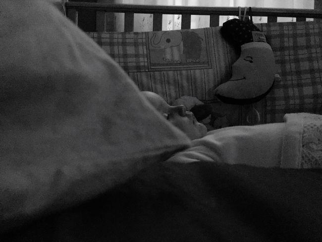 Night Night, Sleep Tight Baby Nightphotography Sleeping Kidsphotography Children