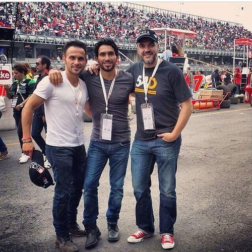 Orgullo Total NASCAR México 54D presente Today's Hot Look