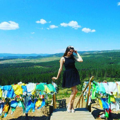 Day Sky EyeEmNewHere Buryatia, Russia, Ulan-Ude Nature Beautiful Girl😘