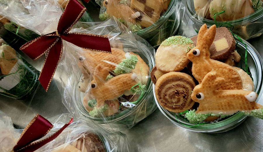selfmade Easter Easter Bunny Cake Time Cakes For Sale Gift Handmade Bakery Products Bakery Bunnycakes Bunny  Ostern Eating Good Eating Yummy Delicious Delicate Close-up Food And Drink For Sale The Foodie - 2019 EyeEm Awards