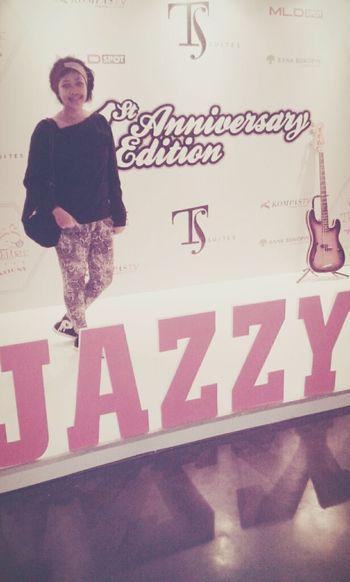 Friday Night Jazzynite ✌???