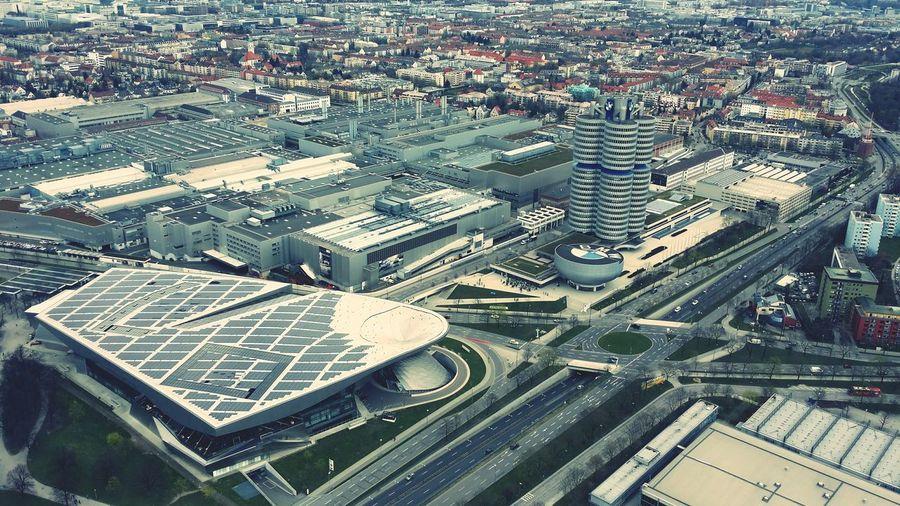 Munich Olympia Stadion BMwworld Awesomecity Bmw