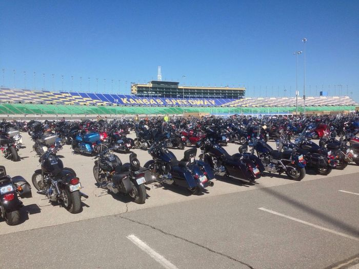 As we finish gathering our stuff for the bikers for babies run that happens next Sunday, I came across the picture I took last year! I can't wait to start snapping shots this year sine I have a better camera! Bikers For Babies March Of Dimes