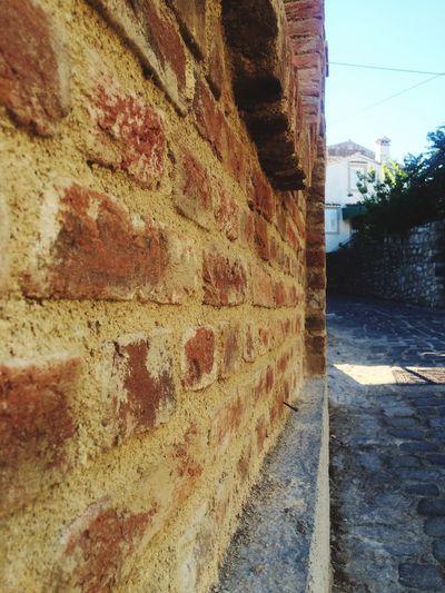 Wall Oldtown