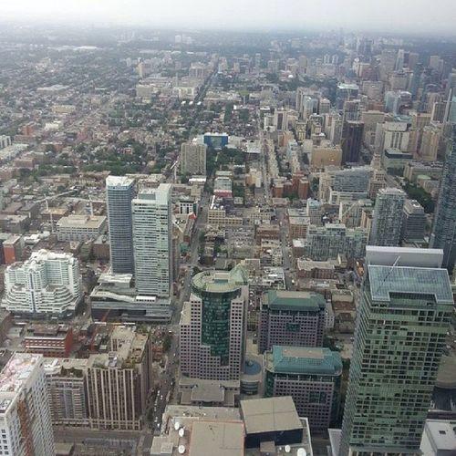 Toronto Cntower Canada Skyview Randomshot Nofilter