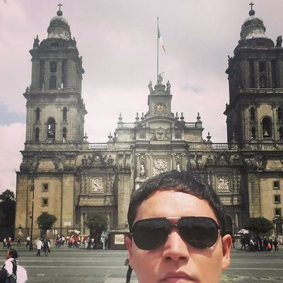 Ernuel Zócalo Df Catedral Metropolitana Mexicodf Cdmx Coleccionandomomentos