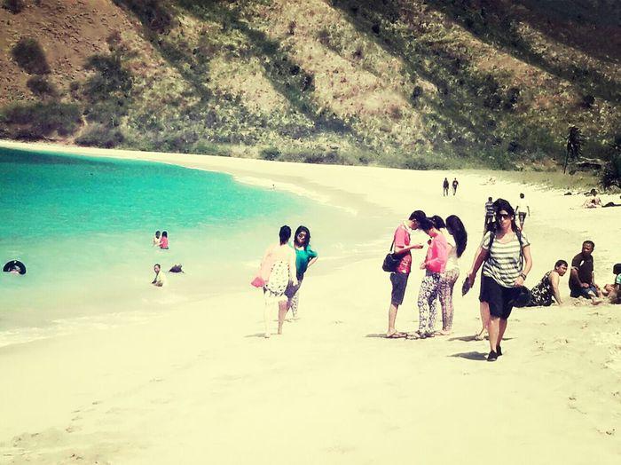 Munyun Island-Lombok, Indonesia