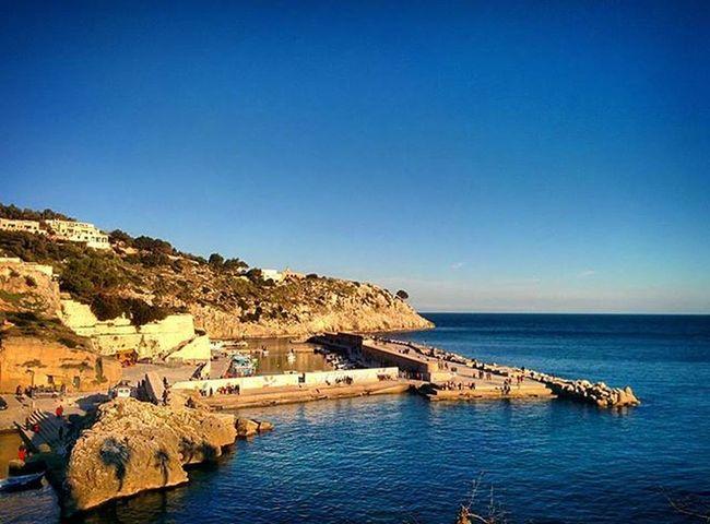 Salento Mare Sea Cielo Sky Porto Puglia Italia Castro Castromarina