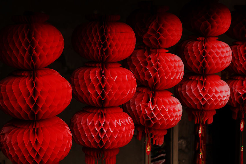 Red Lantern in Chinese style. Red Lantern For The Chinese New Year Abundance Chinese Lantern Close-up Decoration Festival Focus On Foreground Food Food And Drink For Sale Freshness Fruit Healthy Eating Indoors  Lantern Large Group Of Objects Market No People Red Red Lantern Red Lantern Hot Pepper Red Lanterns China Red Lanterns For Chinese New Year Retail  Wellbeing