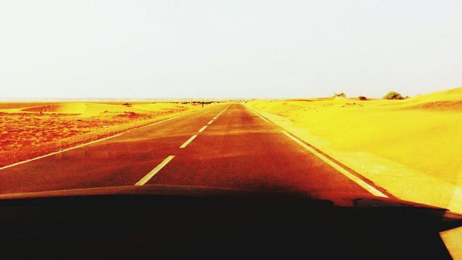 Morocco sahara