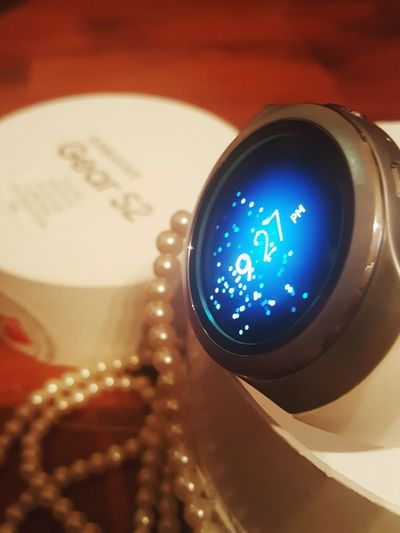 Samsung S2 More Than A Clock Technology Pearls Time To Relax Night