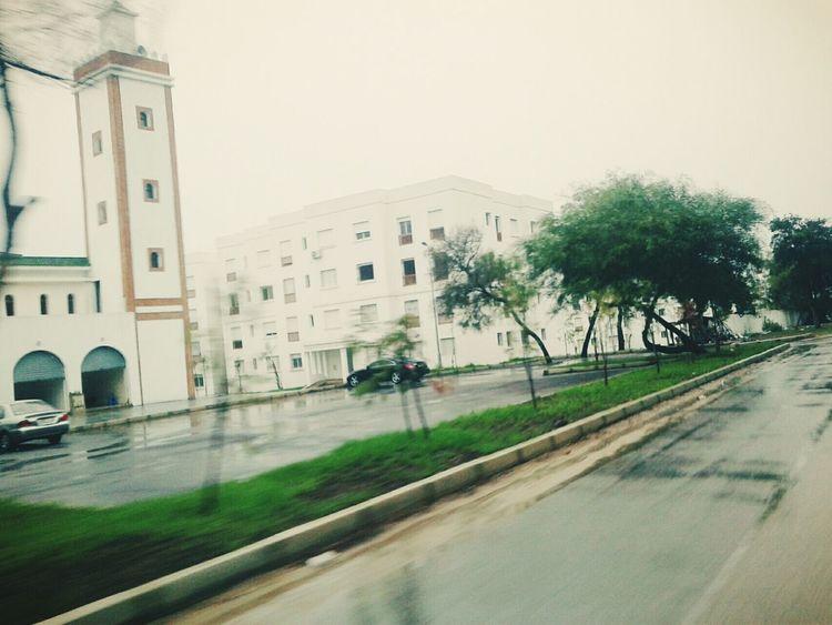 Rainy Day Mosque Nature Sunday Tangier EyeEm Nature Lover