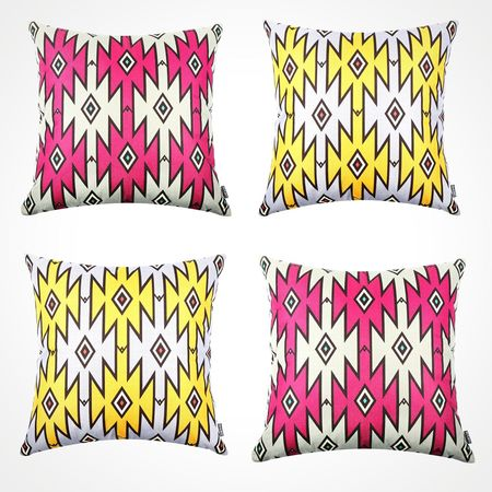 Wild Thing 🌵 Bedroom Interior Design Cushion Homedecor Gabeandnix Homewares Pillow Interior Aztec