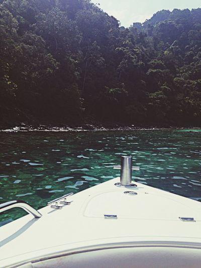 Thailand Phi Phi Yacht Ocean