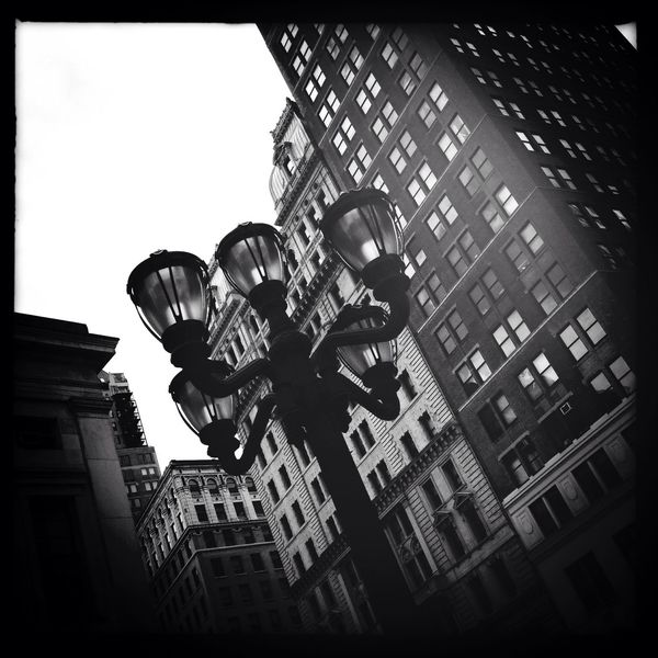 Brooklyn Light ~ NY 2014 Street Photography Blackandwhite Architecture EyeEm Bnw