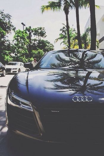 Beautiful dream ! ? Audi