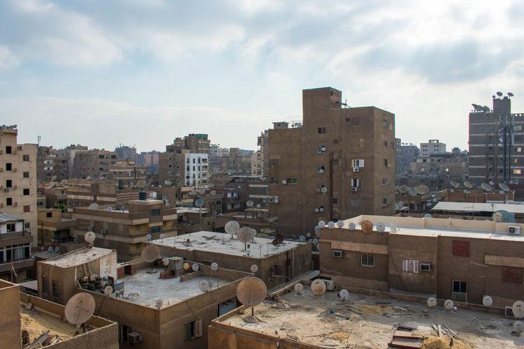 Egypt Houses