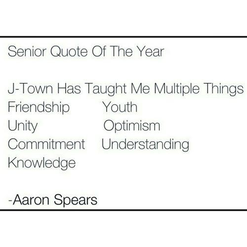 Senior Quote Of The Year! Seniorquote SeniorQuoteOfTheYear Senior2015