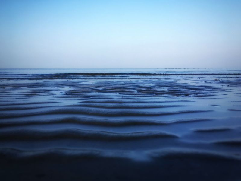 Beach Water Sea Tranquility Nature Beauty In Nature Tranquil Scene Scenics Horizon Over Water