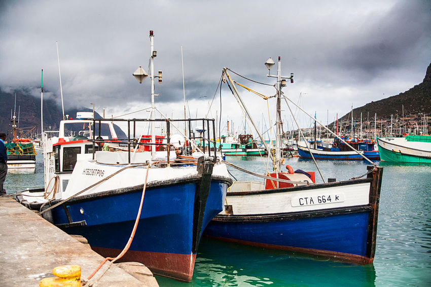 Harbour boats Boats Harbour Sealife Capetown Southafrica Feel The Journey