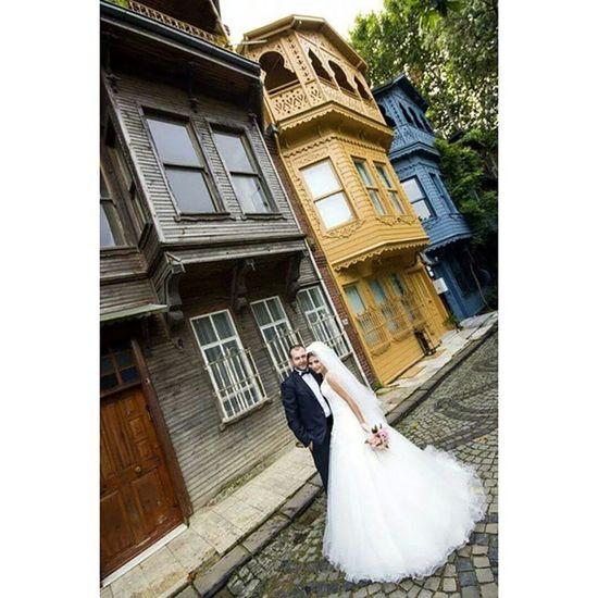Wedding Photo Gelin Damat Mutluluk Discekim
