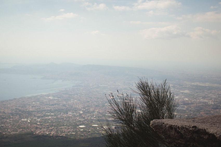 Blue Sky Cityscape Cloud - Sky Clouds And Sky Day High Angle View Hike Hiking Hiking Trail Hikingadventures Historic History Horizon Italy Landscape Mountain Pompeii  Sky Stone Travel Traveling Tree Trip Vesuvio Vulcano
