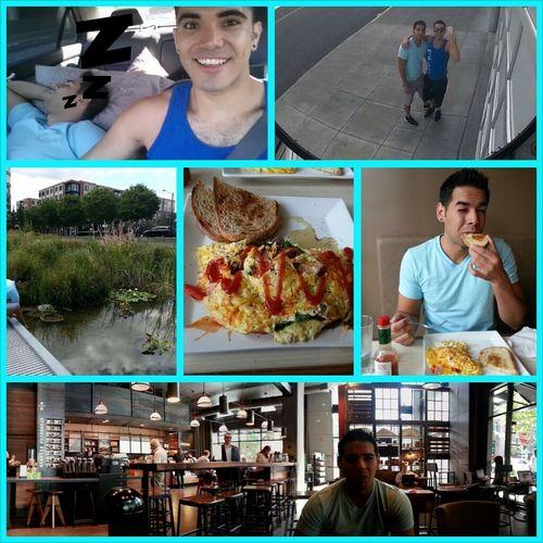 Traveling with the Boyfraaan. Washington