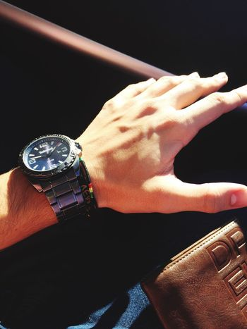Human Hand Clock Time Veins Ring Watch One Person Human Body Part Close-up Men People Adult Day Adults Only