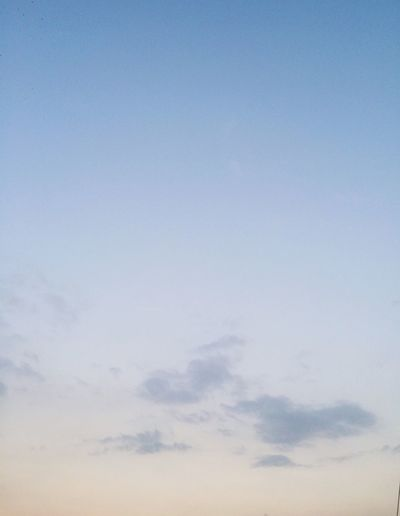 The winter sky in Egypt.Sky, Blue, Clouds, Cloudy First Eyeem Photo