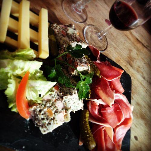Ardoise Lyonnaise Les Halles De Lyon Paul Bocuse Eat Specialités Lyon France