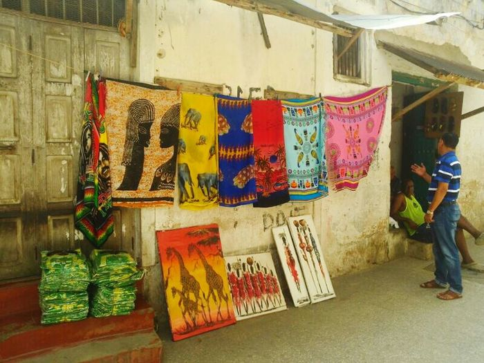 Zanzibar_Tanzania Street Vendors Touring Beauty In Nature Funtimes Unique Enjoying Life