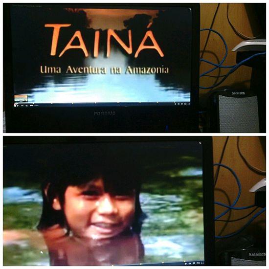 The best. Esse filme fez parte da minha infância ♥♥ MOVIE Thebest Omelhor Filme Indiazinha InDiO Linda Thebestmovie Infancia Saudades