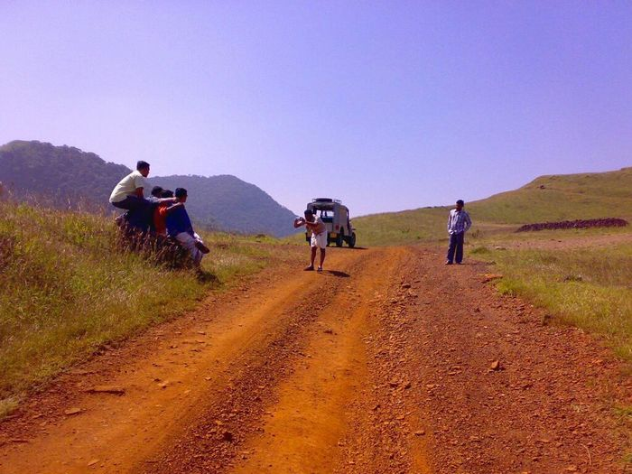 Photo session on hill top Travel Landscape Nature kudajadri Taking Photos Outdoors Trekking Enjoying Life India Friends Frirndship