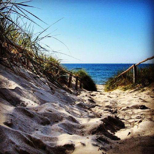 Balticsea Ostsee Weststrand Ahrenshoop fdz fischland darß zingst mv mecklenburgvorpommern