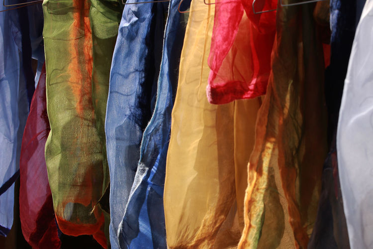 Clothing Collection Colorful Colors Colours Colours Of Life Colours Of Summer Contrast Contrasts Full Frame Group Of Objects In A Row Intensity Intensityclothing Large Group Of Objects Light Light And Shadow Multi Colored Saturation Sunny Textile