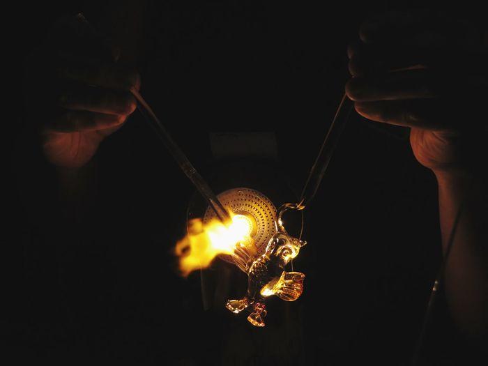 Mdina Glass Glass Art Malta ArtWork Fire Handmade Artist