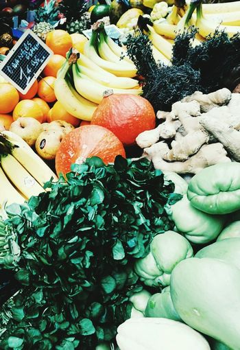 Fruits Colorful