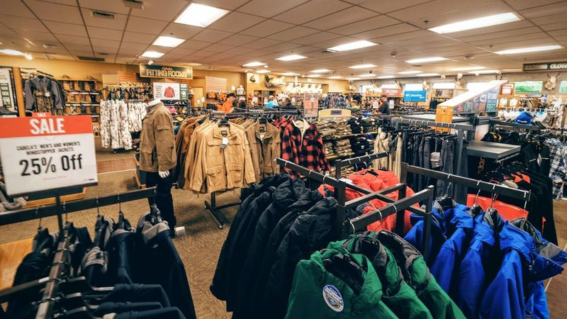 Photo essay - A day in the life. Cabela's Outfitters Kearney, Nebraska November 6, 2016 A Day In The Life Americans Business Finance And Industry Cabela's Camera Work Clothes Economy EyeEm Gallery Hunting Season Indoors  Middle America Nebraska No People Outfitter Photo Diary Photo Essay Retail  Retail Store Shopping Sporting Goods Shop Storytelling Travel Photography Visual Journal Warm Clothing Weekend