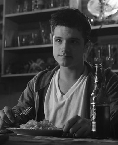 I think that this guy is all my life. Josh Hutcherson