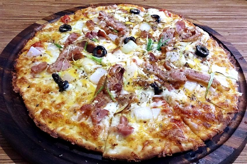 Pizza Duck Meat Pizza🍕 Mita Pasta Hanging Out Enjoying A Meal DELICIOUS FOOD ♡ Lunch Time! Enjoying Life EyeEm Best Shots On A Date