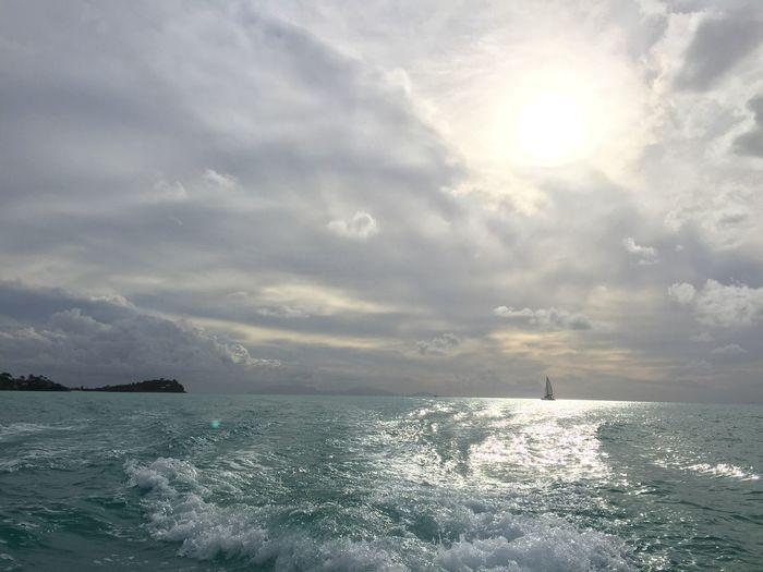 Sailboat Sail