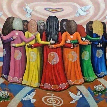 🌷Juntas somos lindas! @LetstagApp Sororidade Feminismo Empoderamentodamulher Empatía  Mulher Womanfree Nãosomosinimigas Respeitaasmina Correntedobem Representatividade Filhasdefrida Mulhernegra Lutadiaria JuntasSomosMaisFortes Strong Feminista Eessemachismonojentoquefazmulherseodiar Resistencia Naluta Wecandoit Vaiterfeminismosim Zorrasybrujas Girlpower Mulheres Art instagood