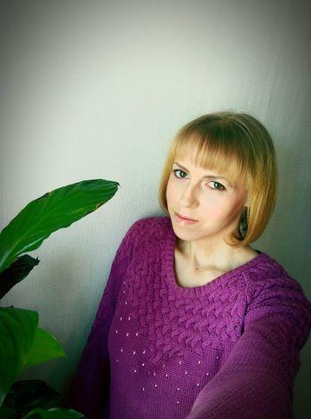 #selfie #Mom  Beautiful Woman Beauty Beautiful People Looking At Camera Headshot Purple Close-up First Eyeem Photo